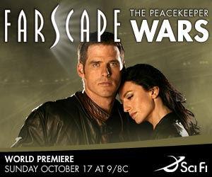 Farscape: The Peackeeper Wars